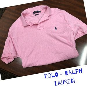Men's NWOT POLO by Ralph Lauren size Large .